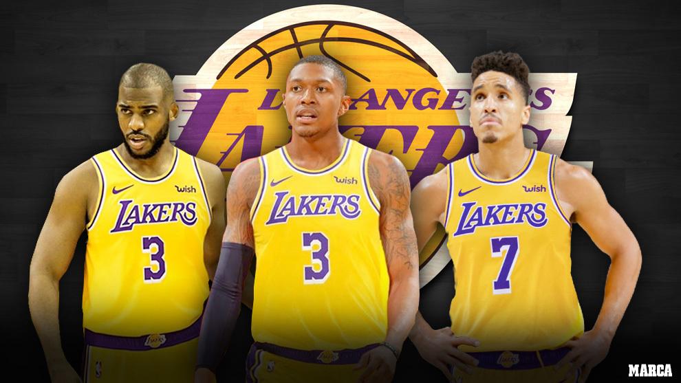 Los Ángeles Lakers buscan una estrella: Chris Paul, Beal o Brogdon
