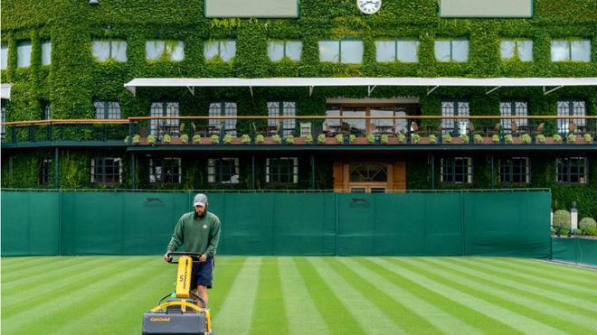Wimbledon analiza un torneo a puerta cerrada para 2021