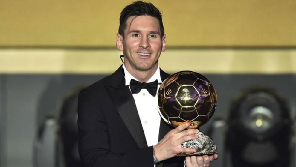 Messi es candidato a integrar el mejor equipo de