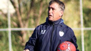 El entrenador de Mérida explicó la situación.