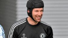 Petr Cech, durante su etapa como portero del Chelsea