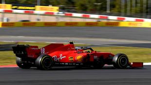 Ferrari busca mejoras en la Fórmula 1