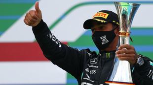 Lewis Hamilton va por todos los récords en la Fórmula 1