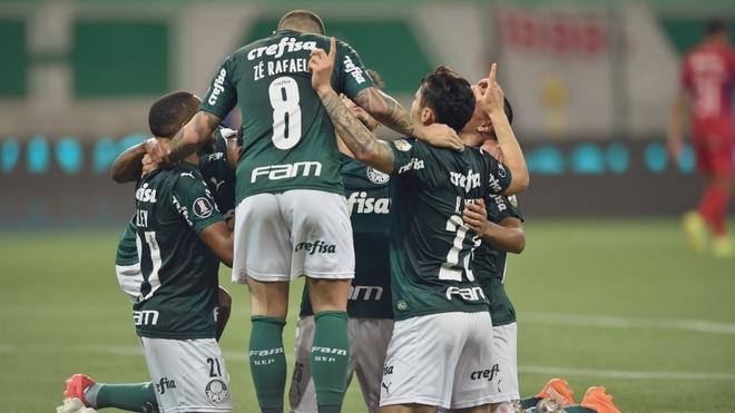 Palmeiras vs Tigre: Palmeiras aplasta a Tigre y termina como el mejor  primero | MARCA Claro Argentina