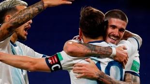 Argentina venció a Ecuador y Bolivia en el inicio de las...