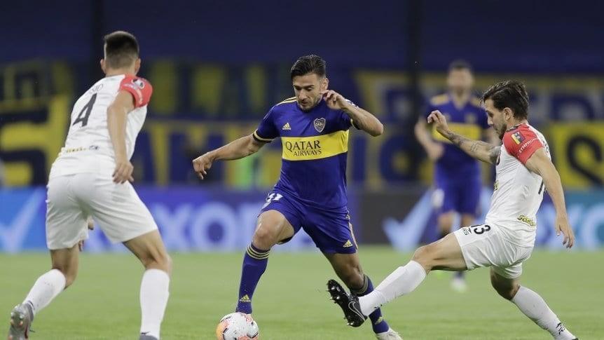 Copa Libertadores: Boca 3-0 Caracas, partido de la fecha 6 de Copa  Libertadores 2020: resumen, goles y resultado | MARCA Claro Argentina