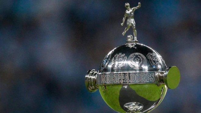 Sorteo octavos de final, Conmebol Libertadores y Copa Sudamericana:...