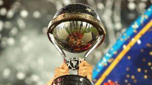 Se sorteó en la Copa Sudamericana.