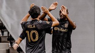 Carlos Vela y sus Angeles FC se llevaron la victoria en El Tráfico.