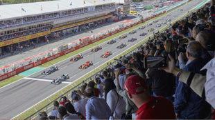 Se estudia el calendario 2021 para la Fórmula 1