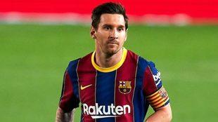 ¿Qué será del futuro de Messi en Barcelona?
