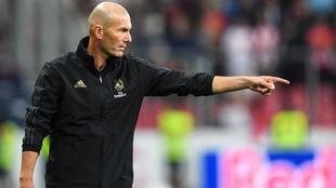 A Zidane le falta su principio básico.