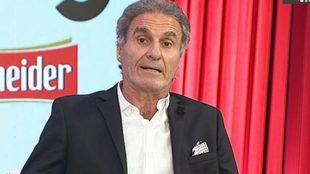 Oscar Ruggeri.