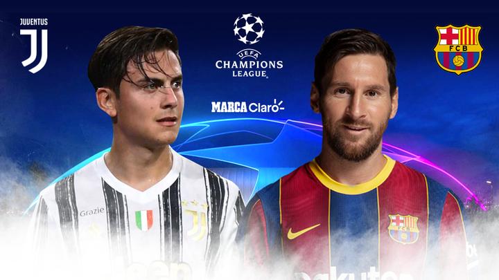 Juventus vs Barcelona: ¿Quién ganó la jornada 2 de la Champions...