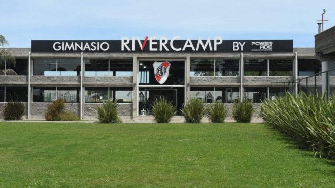 River Camp, donde jugará el equipo de Gallardo.