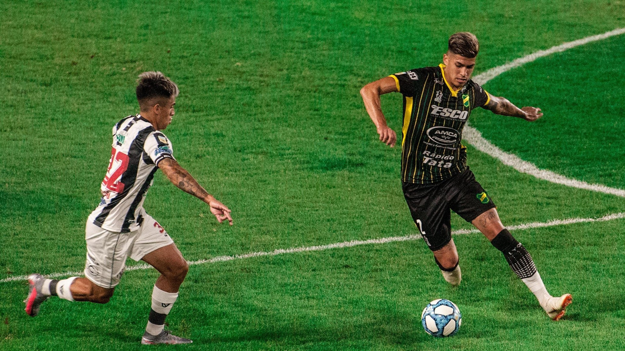 Superliga Argentina: Emotivo empate entre Central Córdoba y Defensa | MARCA  Claro Argentina