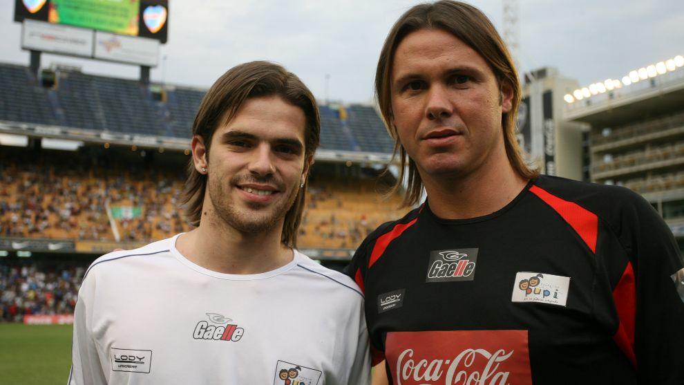 ¿Cuánto mide Fernando Gago? - Real height 16051157261482