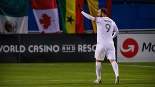 Gonzalo Higuaín está viviendo su última etapa de futbolista en la...