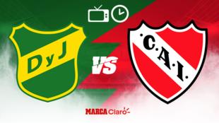 Defensa y Justicia vs Independiente, en vivo: Horario y cómo ver por...