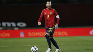 Preocupación por Sergio Ramos