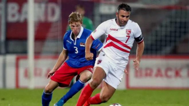 Gibraltar ascendió en la UEFA Nations League