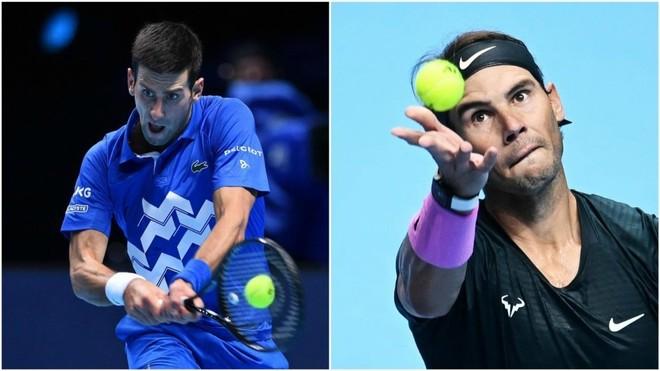 Novak Djokovic y Rafael Nadal no comparten ideas