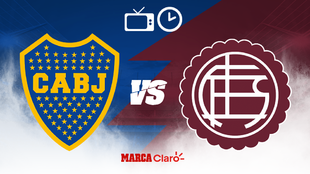 partido online Boca Juniors vs Lanús