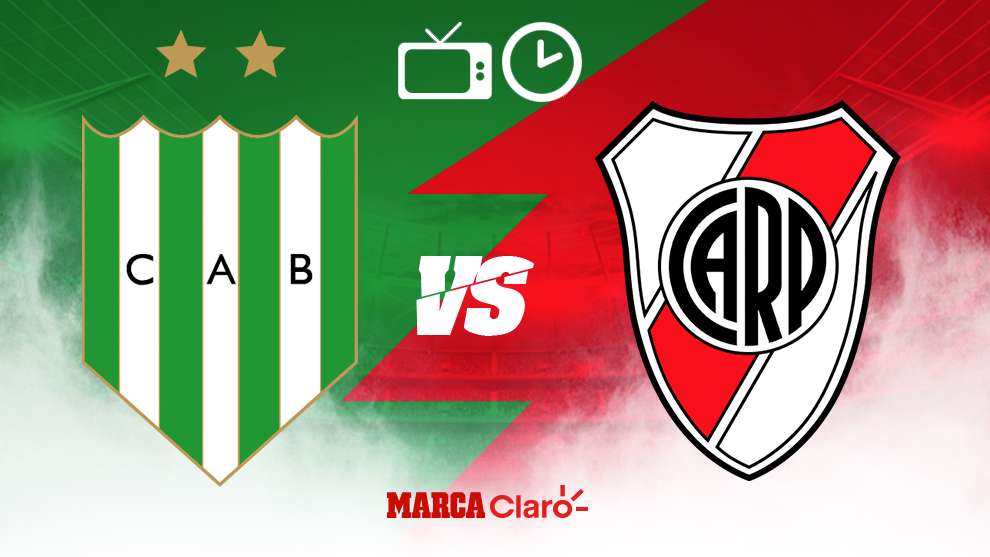 partido online Banfield vs River Plate