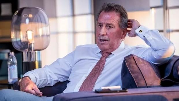 Fallece el titular del Banco Macro, Jorge Brito