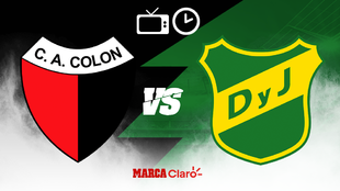 partido online Colón y Defensa y Justicia