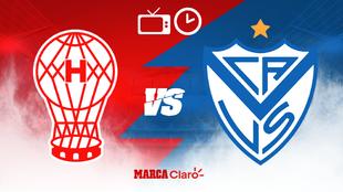 partido online Huracán vs Vélez Sarsfield