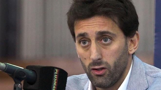 Diego Milito dejará de ser el manager de Racing