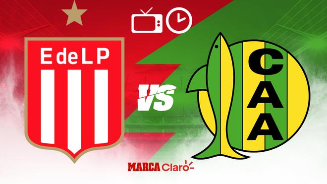 Estudiantes vs Aldosivi en vivo: Fecha 4, Copa de Liga Profesional...