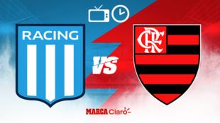 partido online Racing vs Flamengo