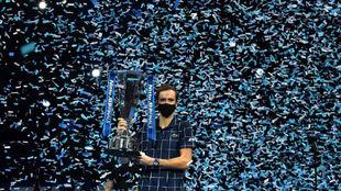 Los últimos cuatro campeones del Masters no cumplieron las...