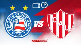 partido online Bahia vs Union