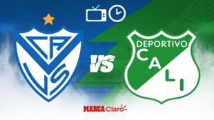 partido online Velez vs Deportivo Cali
