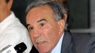 Alfredo Cahe.