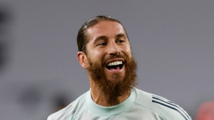 Sergio Ramos.