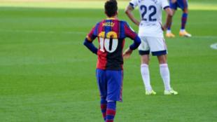 El festejo de gol más emocionante de Leo Messi