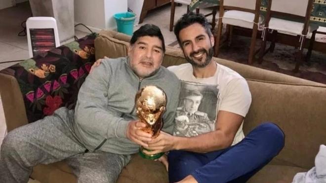 Médico de Diego Maradona rompe el silencio tras ser investigado por homicidio culposo