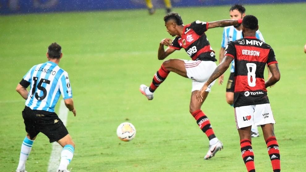 Flamengo vs Racing en vivo y en directo online: Copa Conmebol...