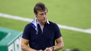 Matías Almeyda, actual entrenador de San José Earthquakes