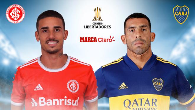 Internacional vs Boca Juniors: ¿Quién ganó la ida de los octavos de...