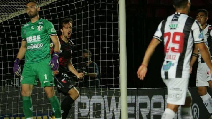 Central Córdoba vs Colón: goles, incidencias y estadísticas