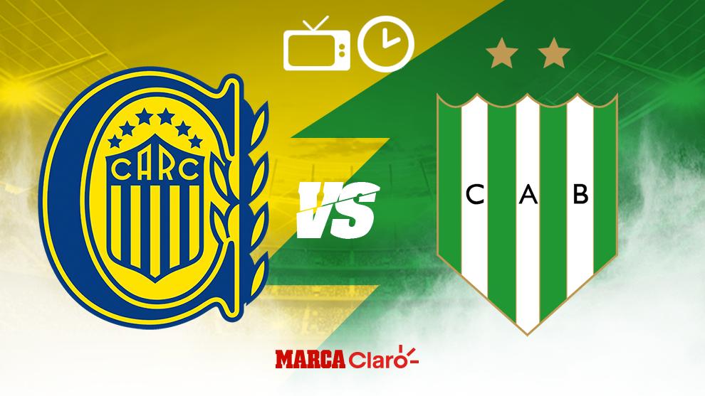 Banfield vs Rosario Central: goles, jugadas destacadas y estadísticas