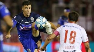 Gimnasia vs Huracán, por la Copa Diego Maradona 2020.