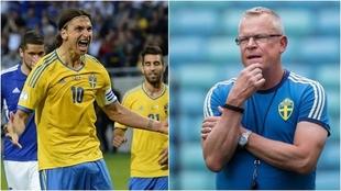 Jan Andersson sobre Zlatan Ibrahimovic y su regreso a la Selección