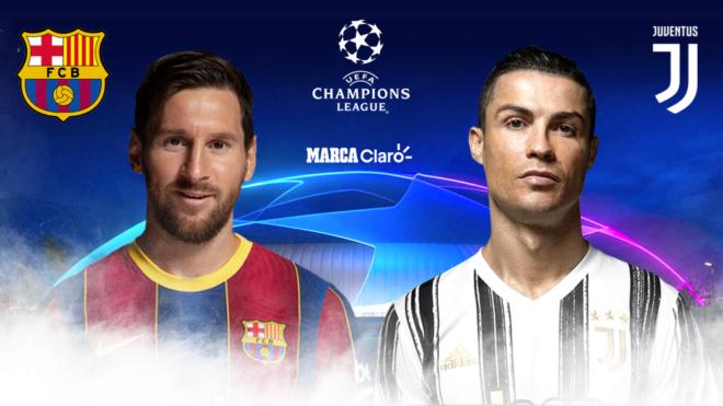 Barcelona vs Juventus, en vivo y en directo el partido de la ...