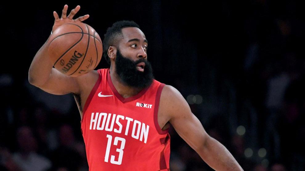 James Harden tiene la intención de abandonar los Rockets
